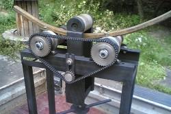 Инструмент для гибки профильной трубы