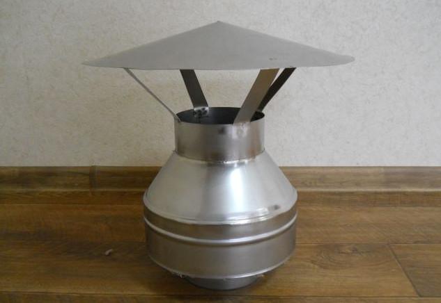 Дефлектор на трубу