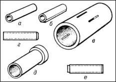 Дренажные керамические трубы