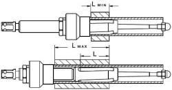 Схема вальцовки