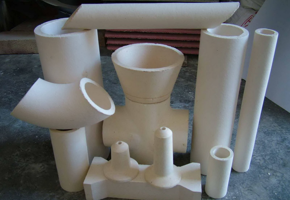 Огнеупорная керамическая труба