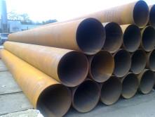 Прямошовные стальные трубы