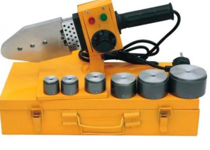 Механический сварочный прибор предназначен для пайки изделий большого диаметра