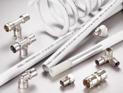 Фитинги — детали, способствующие герметичному соединению труб.