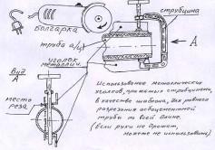 Особенности монтажа асбестоцементных труб.