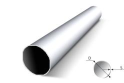 Схема электросварной трубы