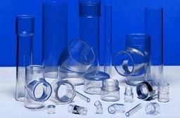 труба пластиковая прозрачная