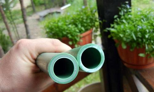 трубы горячего водоснабжения