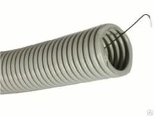 Гофрированная труба с зондом