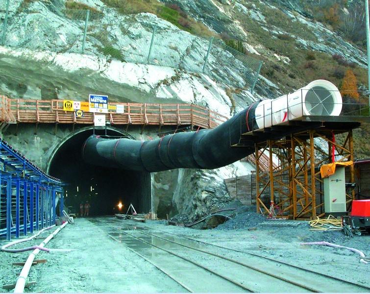 Применение шахтной трубы