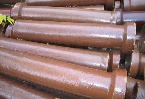 Керамические трубы для наружного использования