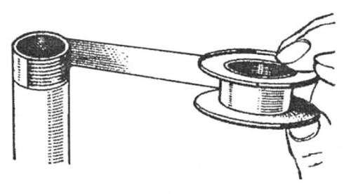 Уплотнение резьбовых соединений с использованием ленты ФУМ