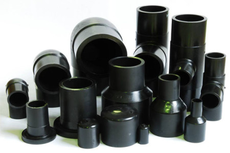 Сегментные фитинги для ПНД труб