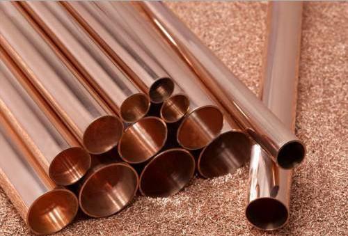 Тонкостенные медные трубы для электропроводки