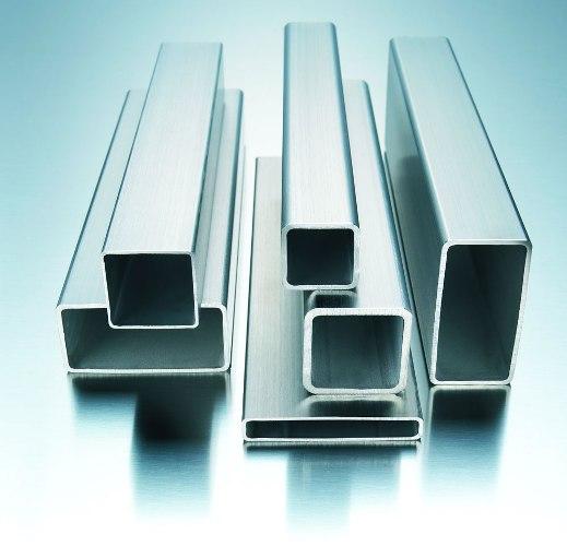 Профильные трубы бывают прямоугольными или квадратными