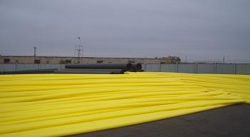 Полиэтиленовые трубы для газопровода