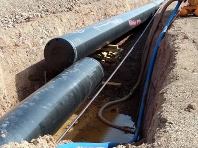 Бесшовная труба для создания газопроводных магистралей