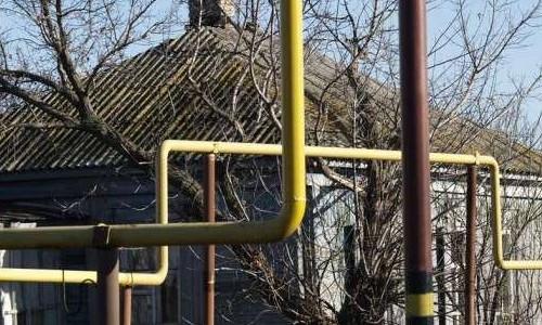 Пример газовых труб