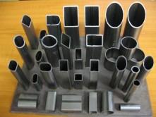 Автоматическая и полуавтоматическая сварка позволяет изготавливать трубы и придавать им различные сложные формы.