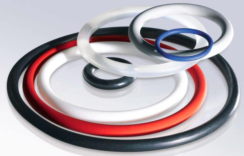 Наиболее распространенными уплотнительными элементами в гидравлическом и пневматическом оборудовании являются кольца уплотнительные круглого сечения