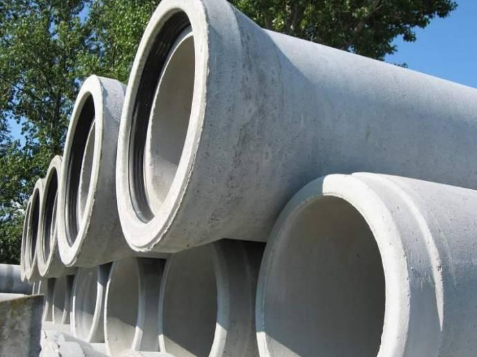Асбестоцементные трубы, в основе которых дисперсно-армированный бетон